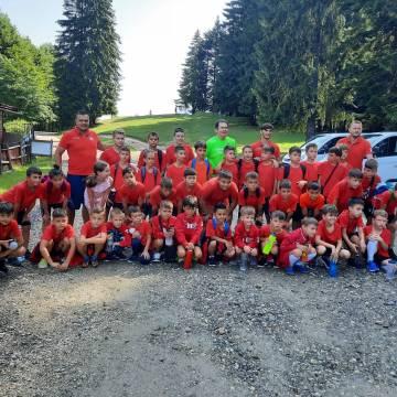 Consiliul Local Dobroesti, prin A.C.S. Unirea Dobroesti, sustine in continuare sportul in comuna noastra.